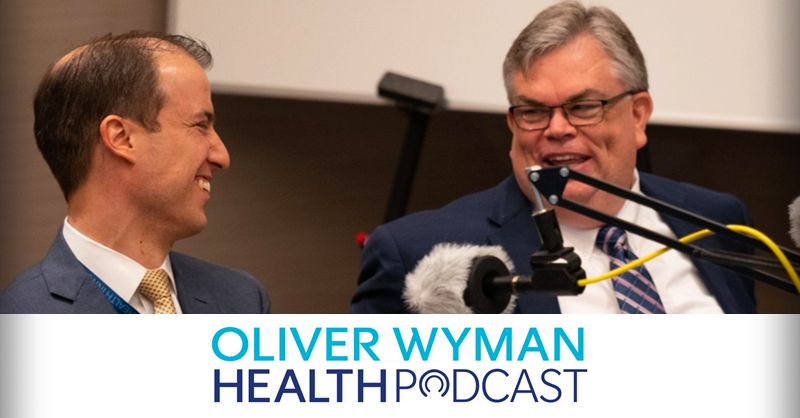 Oliver Wyman Health Podcast: Navvis and SSM Health Partnership