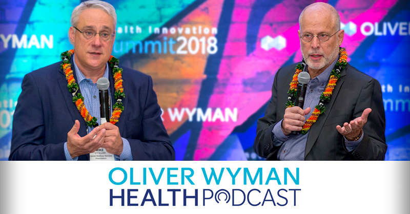 Oliver Wyman Health Podcast: Healthcare Transformation in Hawaii
