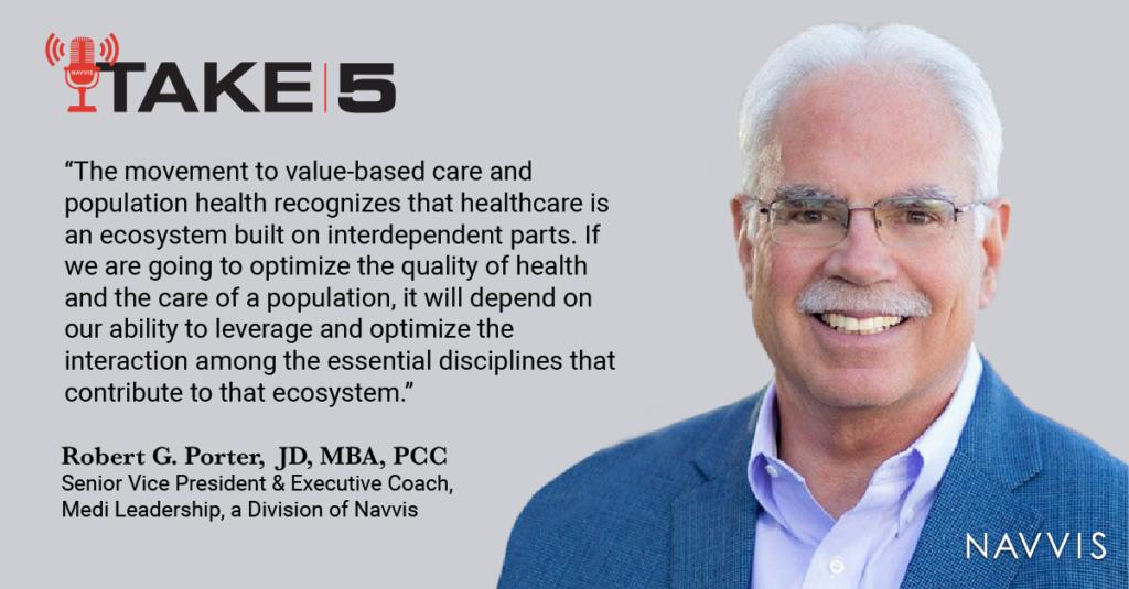 Physician Leadership with Bob Porter